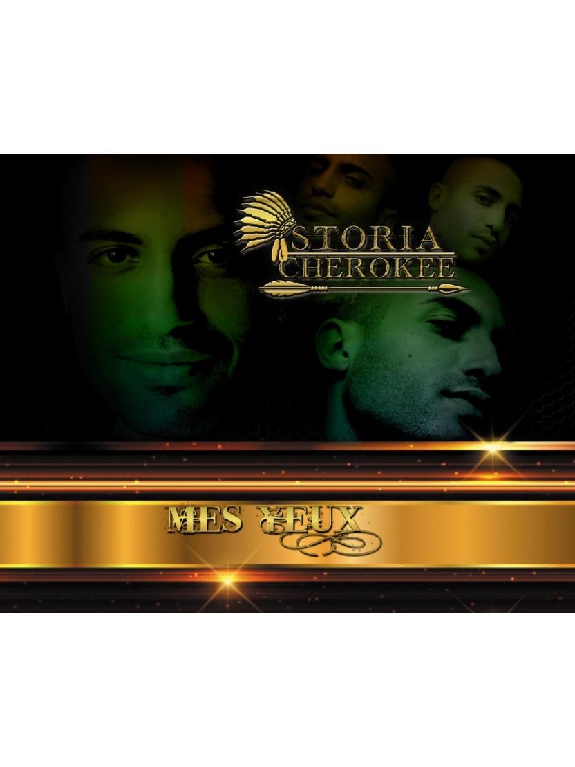 "Album Cd ""Storia Cherokee"" - Mes yeux"