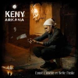 """Album Cd """"Keny Arkana - Entre Ciment et Belle Etoile"""""""