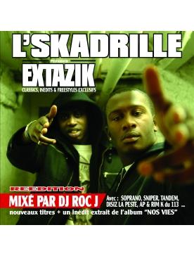 """Album Cd """"L'Skadrille - Extazik Collector"""""""