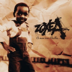"Album Cd ""Zoxea - A mon tour de briller"""