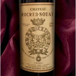 "Album Cd ""Rockin Squat - Grand Cru Classé"""