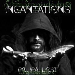 "Album Cd Poupa lost "" - Incantations"