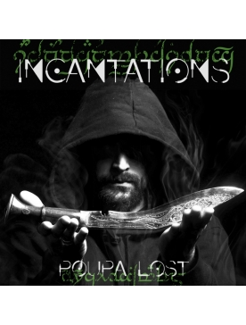 "Album Cd Poupa lost "" - Incantations"