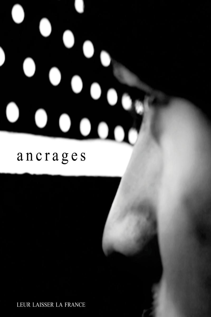 """Livre - """"ancrages"""""""