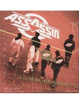 """Album Vinyl """"Assassin""""-Le Futur Que Nous Réserve-t-il?"""