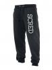 Pantalon de jogging noir Scred