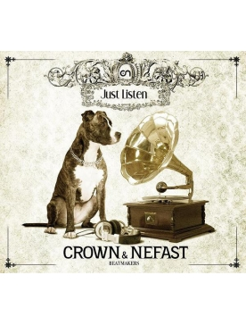 "Album CD ""Crown&Nefast"" Just Listen"