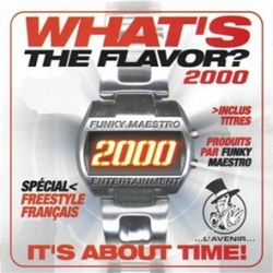"Album CD ""What's the flavor? 2000"""