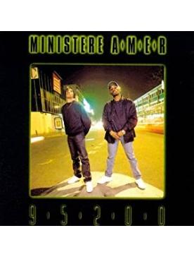 """Album Cd """"Minister Amer"""" - 95200"""