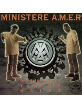 "Album Cd ""Minister Amer"" - Pourquoi tant de haine"