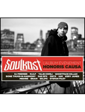 "Album Cd ""Soulkast"" - Honoris Causa"
