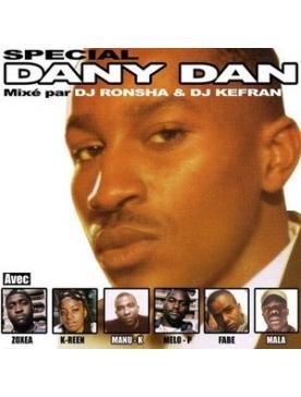 "Album CD ""Special Dany Dan vol.1"""