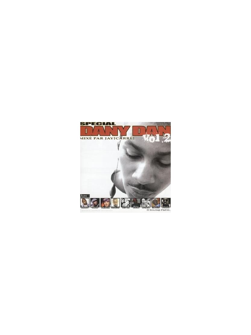 "Album CD ""Special Dany Dan vol.2"""