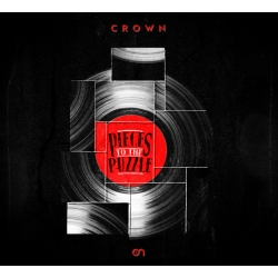 "Album Cd Crown (Grim reaperz) ""Pieces to the puzzle"""