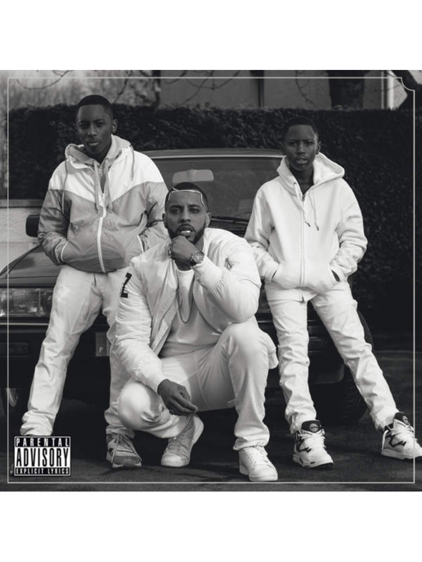 """Album Cd """"Disiz"""" -Machine rap"""