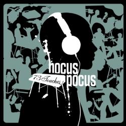 """Album Cd """"Hocus pocus """" - 73 touches"""