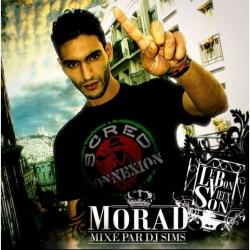 """Album Cd """"Morad""""-Le bon vieux son"""