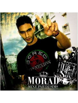 "Album Cd ""Morad""-Le bon vieux son"