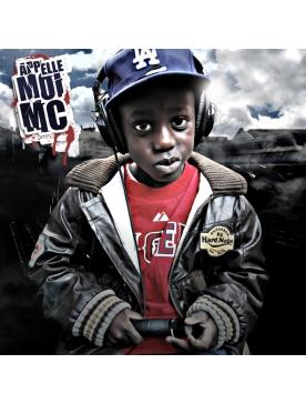 """Album Cd """"Appelle Moi Mc"""""""