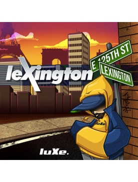 "Album Cd ""Luxe"" - Lexington"