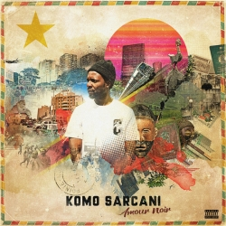 "Album Cd ""komo sarcani"" - Amour noir"