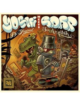 """Album Cd """"Yoshi meets S.O.A.P."""" - Di Original Son of a pitch"""