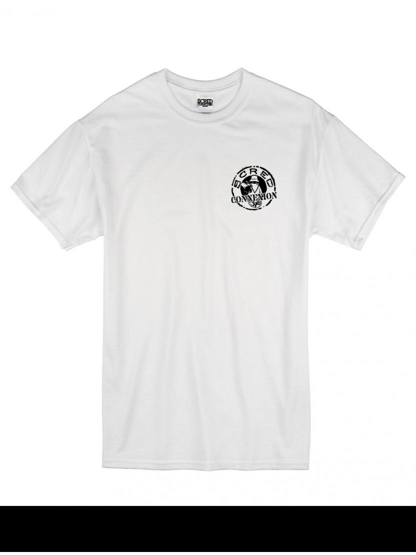 Personnalisable Nom + Numéro blanc logo noir