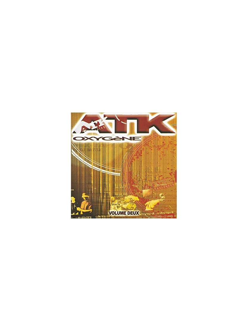 "Album Cd ""ATK"" - Oxygène vol.2"
