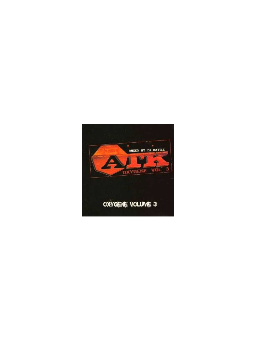 "Album Cd ""ATK"" - Oxygène vol.3"