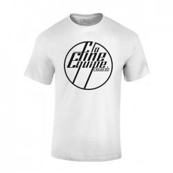 "Tee Shirt ""La Fine Equipe"" blanc logo Noir"