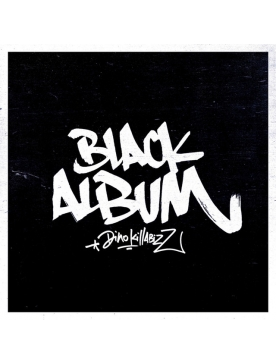 """Album Cd """"Dino Killabizz"""" - Black Album"""