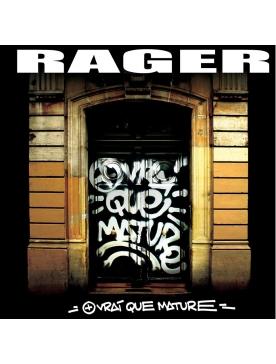 """Album Cd """"Rager - Plus Vrai que Nature"""""""