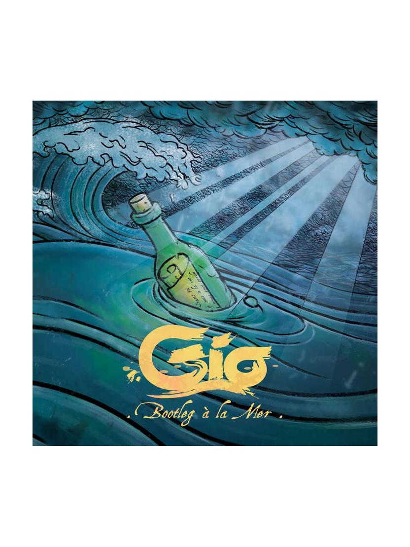 "Album Cd ""Gio"" - Bootleg à la mer"