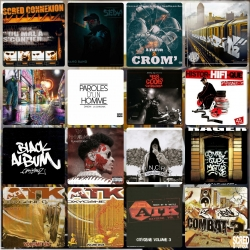 """Pack """"CD Scred Festival 4"""""""