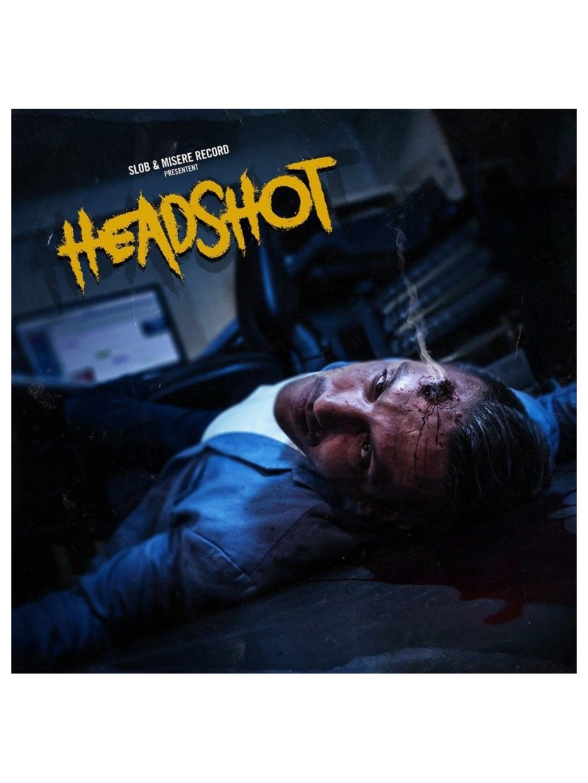 "Album Cd ""Slob&Misère Record"" - Headshot"
