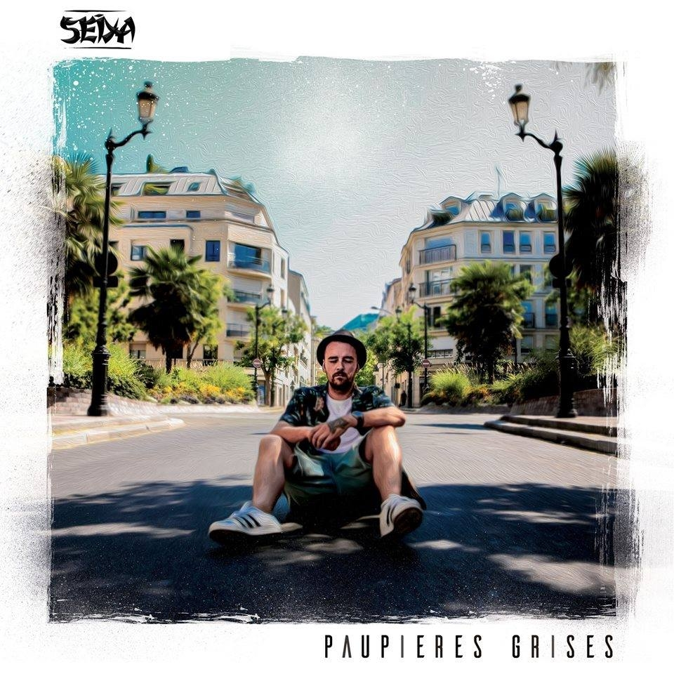 "Album Cd ""Seiya"" - Paupières Grises"