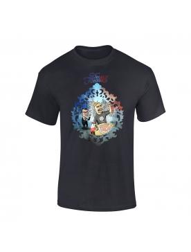 """tee-shirt """"Yoshi Douce France"""" Noir"""