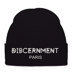 "Bonnet ""Discernment"" Noir"
