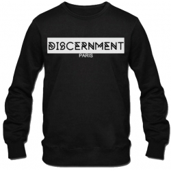 "Pull ""Discernment"" Noir"