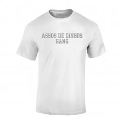Tee Shirt Freko ATK Assos de Dingos Blanc