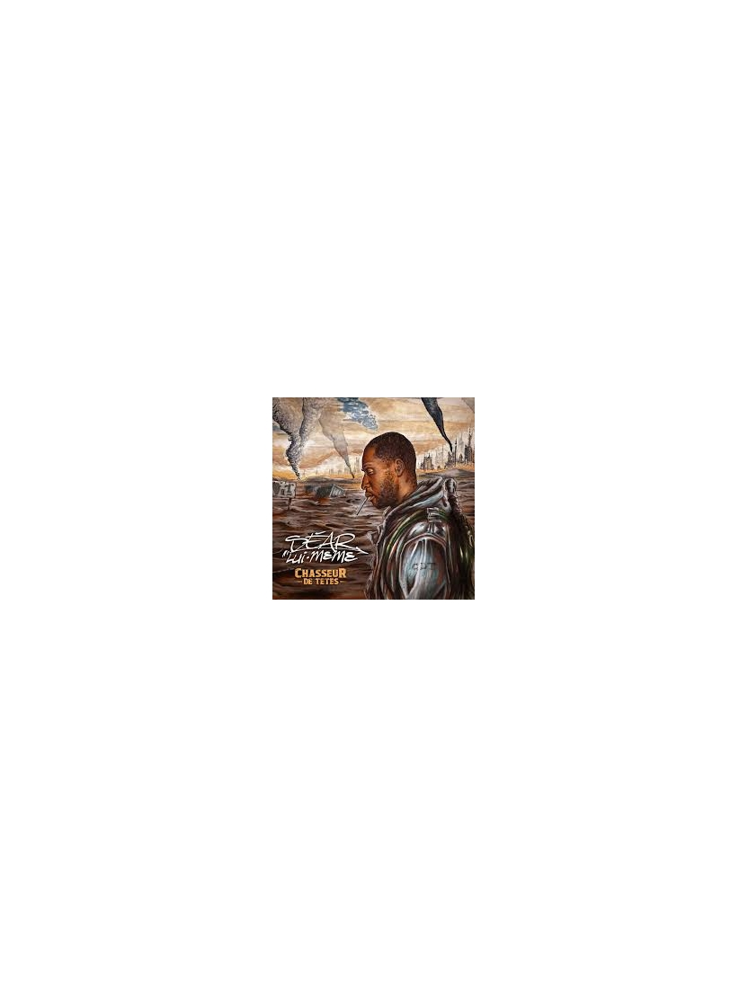 """Album Cd """"Sear lui meme"""" - Chasseur de têtes"""
