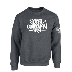 "Sweat ""TRNCollection"" Gris foncé"
