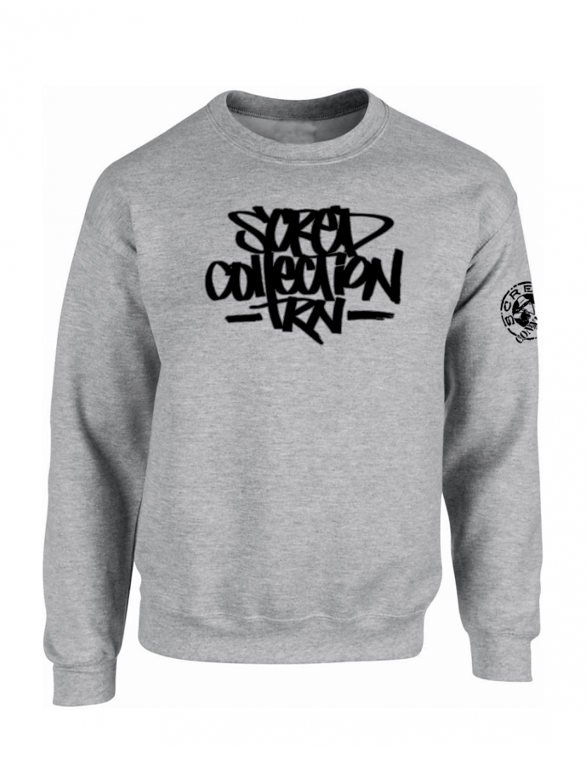 "Sweat ""TRNCollection"" Gris"