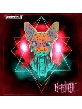 """Album Cd Treizeight """"Bastet"""""""