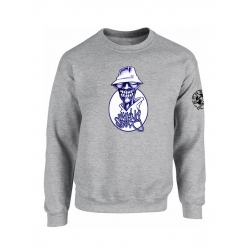 "Sweat ""Walking Scred"" Gris"