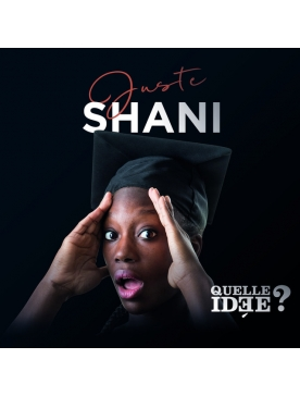 "Album Cd Juste Shani ""Quelle idée?"""
