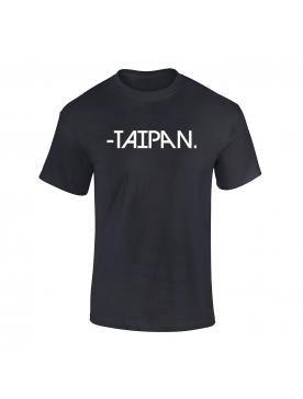 Tee Shirt Taipan Noir