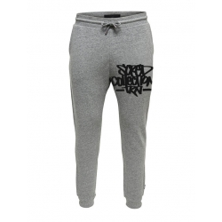 "Pantalon de jogging gris ajusté ""TRNcollection"""