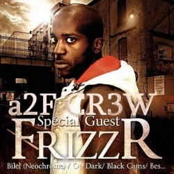 "Album Cd ""Frizzr"" Special Guest"