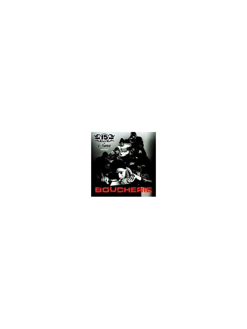 "Album Cd ""Sarcelles"""